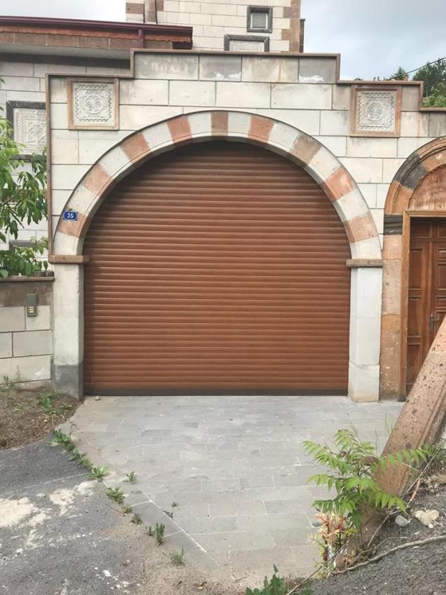 Otomatik Garaj Kapı 13
